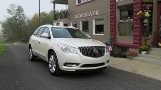 2013 Buick Enclave - Drive Time Review with Steve Hammes videos