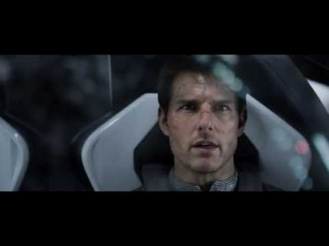 Oblivion - Official Trailer #1 HD (2013) - Tom Cruise, Morgan Freeman, Olga Kurylenko