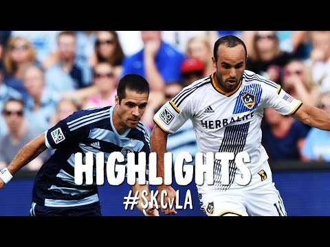 HIGHLIGHTS: Sporting Kansas City vs Los Angeles Galaxy | July 19, 2014