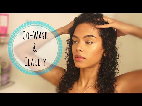 Healthy Hair Basics | Co-Wash & Clarify | SunKissAlba