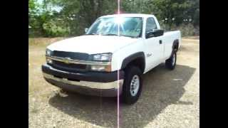 2006 Chevrolet 2500HD Silverado Regular Cab Truck at Fox Pontiac Buick GMC dealer in Grand Rapids MI videos