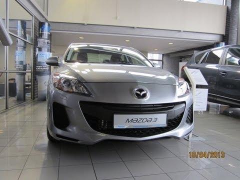 Mazda 3 1.6 MZR 105 KM, 2013. Prezentacja.