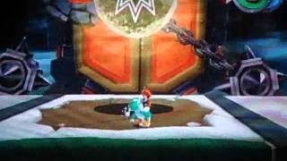 Mario Galaxy 2 Batalla Final. Con Yoshi?
