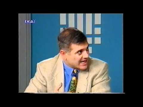 ΠΑΝΑΘΗΝΑΙΚΟΣ-ΑΕΚ επεισοδεια Μελισσανιδης στο ΣΚΑΙ Νο 4