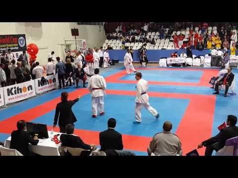 Еuropean Championship & World Cup WSKU. Степашко Александр 2