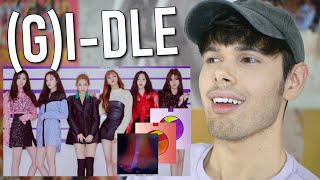 REACTING TO (G)I-DLE