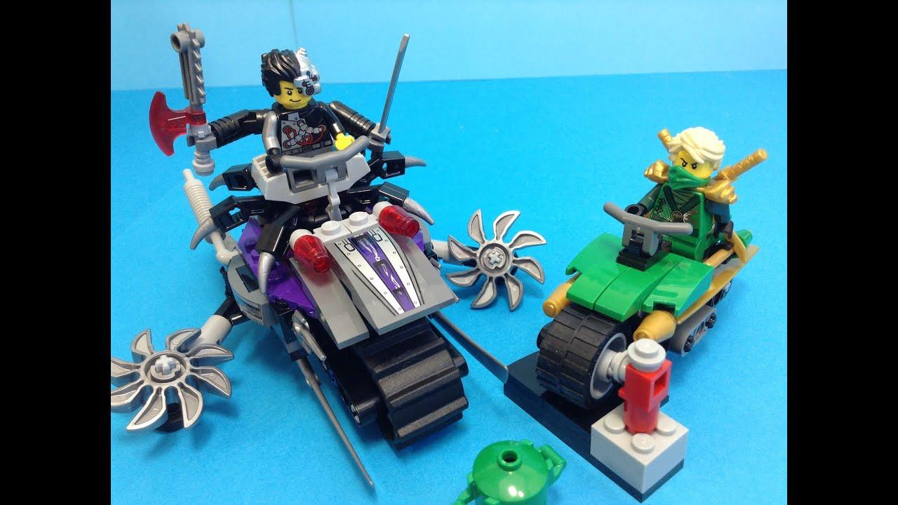 Lego ninjago 2014 youtube - Ninja vert lego ...