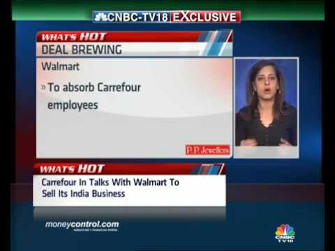 Carrefour mulls India exit; Walmart may buy its stores