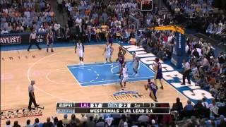 Kobe Bryant Full Series Highlights Vs Denver Nuggets 2009