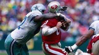 1992 NFC Championship Game: Cowboys Vs. 49ers Highlights