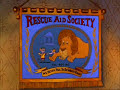 Rescue Aid Society Theme - English