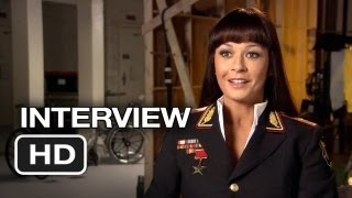 Red 2 Interview Catherine Zeta-Jones (2013) Bruce