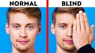 How Blind People Actually See the World