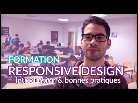 Formation Responsive Webdesign