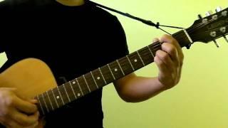 Mr Brightside The Killers Easy Guitar Lesson Tutorial