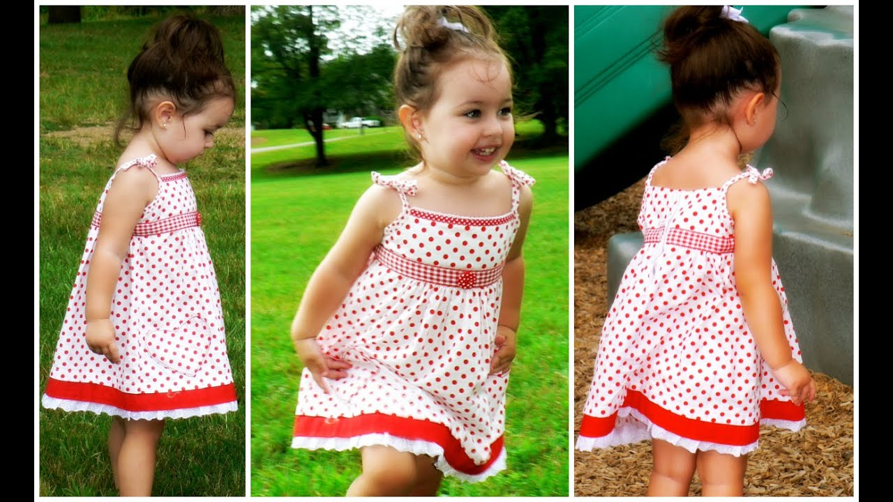Sewing pattern the sun dress natalie youtube