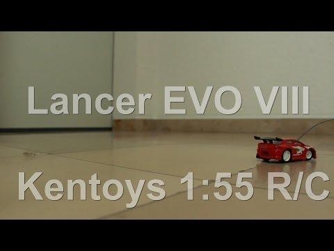 Mitsubishi Lancer Evo VIII von Kentoys R/C 1:55