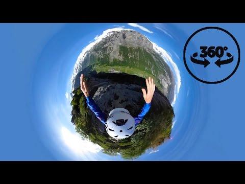 360° VR BASE | Martin Schricke in Lauterbrunnen