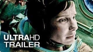 GRAVITY Extended Main Trailer Deutsch German 2013