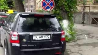 Parchează care și cum vrea, chiar și RM P 019