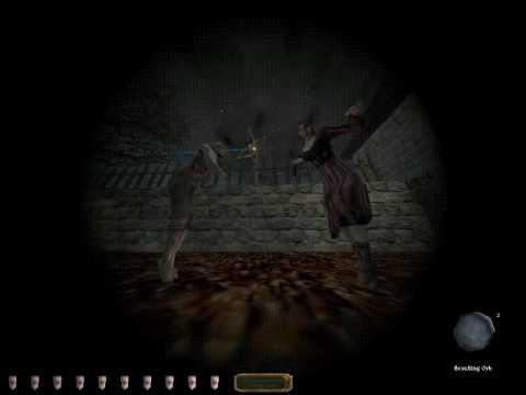 Зомби в третьей мисии