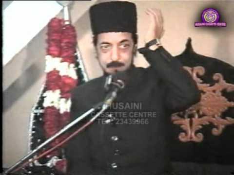Ashra on HAZRAT ABBAS A.S- Allama Zameer Akhtar Naqvi.. Majlis 1--- 5 of 6