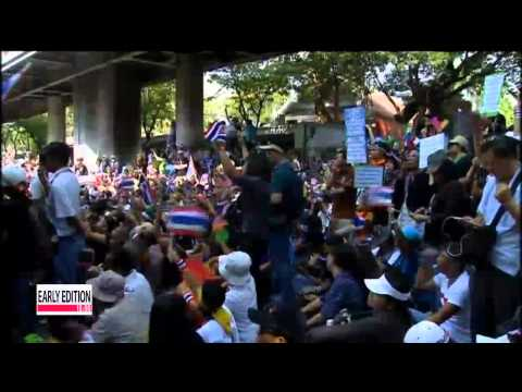 Thailand Prime Minister rejects protester's resignation demand