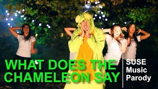 What Does The Chameleon Say? (Ylvis What Does The Fox