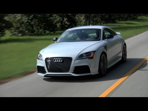 The 600 HP APR Stage 3 Audi TTRS - TUNED