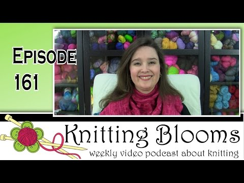 Woolly Trot and Mr. Rebate - EP161 - Knitting Blooms