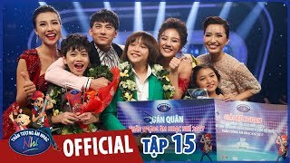 VIETNAM IDOL KIDS 2017 - GALA TRAO GIẢI - FULL HD