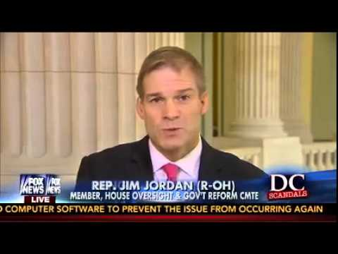 Rep. Jim Jordan (R-OH) supports Benghazi select committee