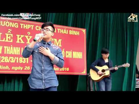 Anh Sai Rồi | Em Trai Sơn Tùng M-TP Nguyễn Việt Hoàng Live Cực Hay 26/3/2016