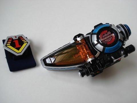 Super Sentai Henshin Item 1982-2012 スーパー戦隊 変身アイテム