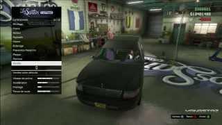 GTA V Online [PATCHE] Importer Un Véhicule Du Solo Au
