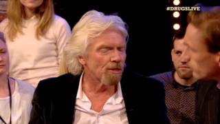 Sir Richard Branson: End the War on Drugs