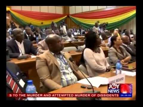 Ghana Business News on Joy News (12 -3-14)