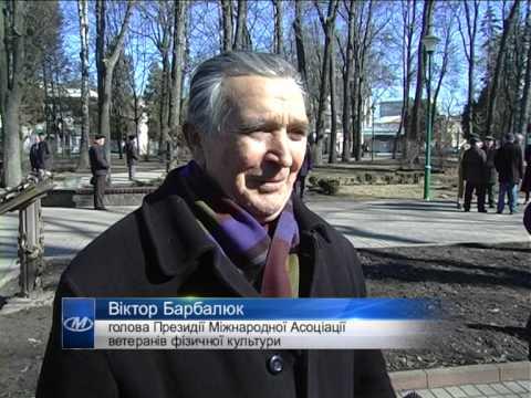 Т. Шевченко – довгожитель у пам'яті хмельничан, 10.03.2015