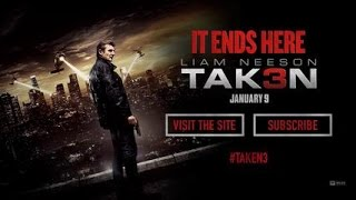 Taken 3 Official Trailer #1 (2015) Movie #2015