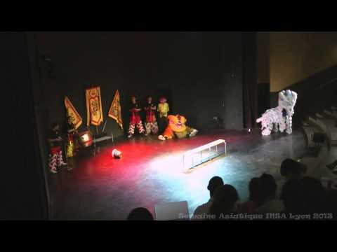 Mua lan - Semaine Asiatique INSA Lyon 2013