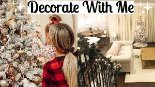 DECORATING OUR NEW HOUSE FOR CHRISTMAS 2018 | Tara Henderson