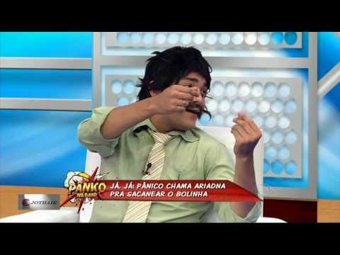 Pânico na Band - PR PODEROSO CASTIGA - TV Almadiçoada   31/03/2013