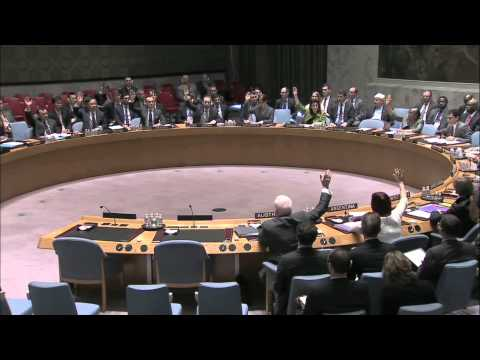 Security Council establishes UN peacekeeping mission in Central African Republic
