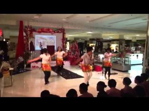 Dance agnes monica 2013