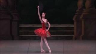 Don Quixote grand pas de deux - Svetlana Zakharova and Andrei Uvarov view on youtube.com tube online.