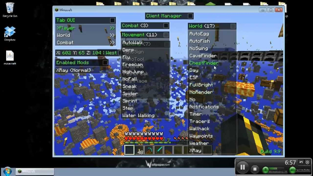 Minecraft Nodus 1.4.2