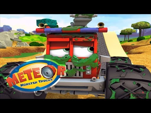 Meteor Monster Truck 6 - Tímová práca
