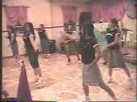 Grupo de danza cristiano - Jesús - Alex Campos