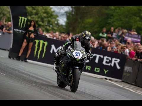 Team Traction Control at Isle of Man TT 2014