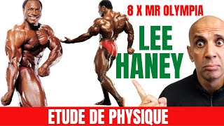 Etude de Physique : Lee Haney 8 x Mr Olympia